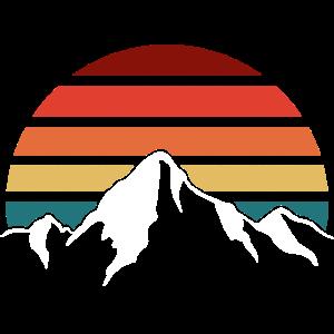 Vintage Berge
