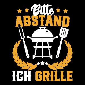 Grillen Grillmeister BBQ Lustiges Grill Geschenk