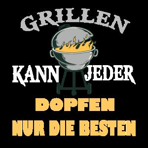 Dopfen Dutch Oven - Grillen kann jeder