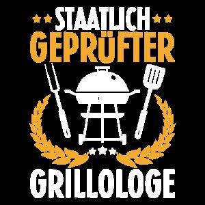 Grillen Lustiges Grillmeister Grill BBQ Geschenk