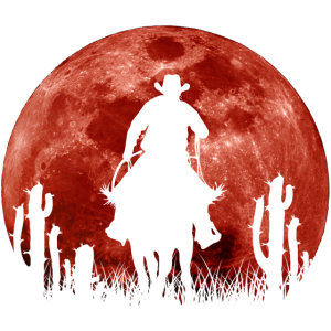 Red Dead Redemption 2 Red Moon Cowboy