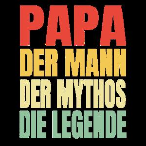 Papa Der Mann Der Mythos Die Legende Lustiges Papa