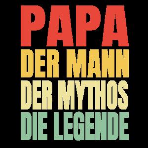 Papa Der Mann Der Mythos Die Legende Vatertag