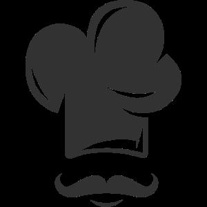 koch kochmütze cook chef symbol