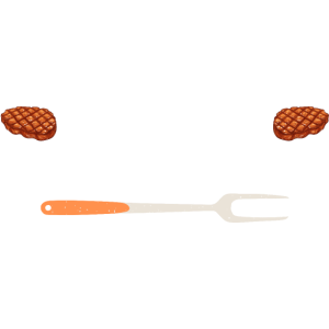 Grill Saison ist die beste saison Spruch Motiv