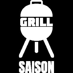 Grill Saison Motiv Grillen Design Geschenk papa