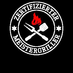 Zertifizierter Meistergriller