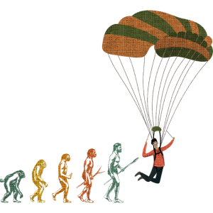 Paragliding Evolution