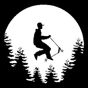 Scooter Sport Hobby Geschenk