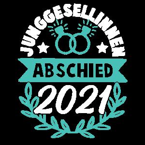 Junggesellinnenabschied 2021 eheringe
