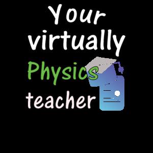 Physic Virtuell Lehrer Webinar Lernen