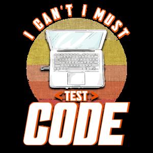 Entwickler Nerd Computerfreak Programmierer