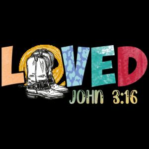 GELIEBTE JOHN 3 16