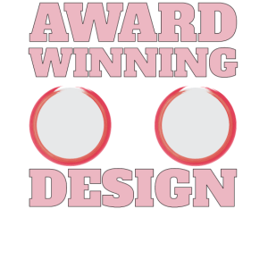 Award, winning, design, tits, boobs, sexy, funny