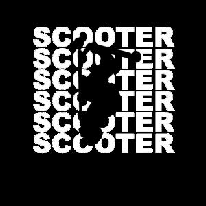 Stunt Scooter Tretroller Trick Scooter Backflip