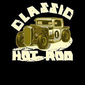 Nummer Eins Hot Rod vintage Liebe