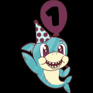 1 Jahr alt - 1 - Erster Geburtstag