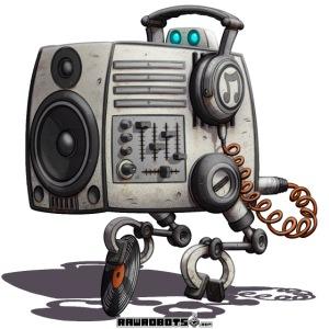 The S.O.U.N.D. Robot!