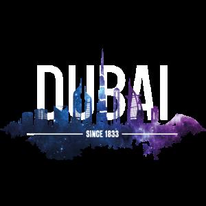 DUBAI SKYLINE KHALIFA