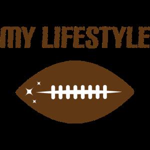 Football my lifestyle
