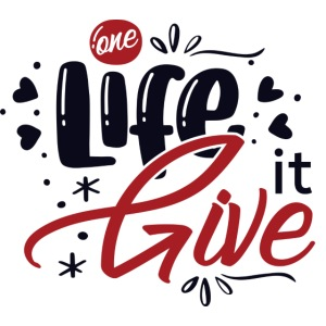 One Life Give It (flowery)
