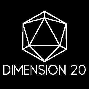 Dimension 20 Logo