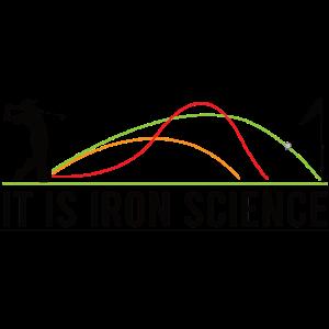 Eisen Wissenschaft - Golf Golfschläger