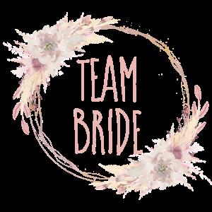 Boho Team Bride 1