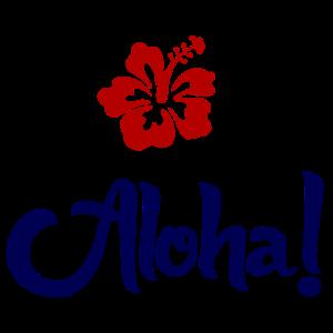 Alhoa - Hawaii - Honolulu - USA - America