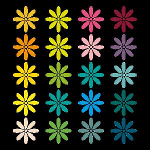 Schoen&Guth Blumenbeet BUNT