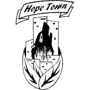 Hope Town Logo Vector