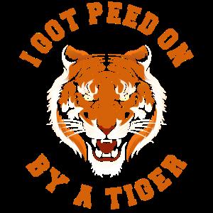 I Got Peed On von einem Tiger