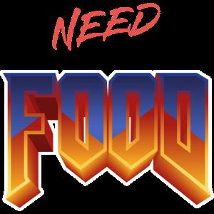 Need Food oder Weltuntergang