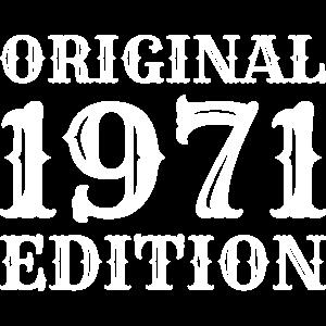 50. Geburtstag 1971