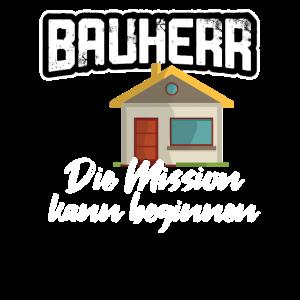 Bauherr Mission Baustellen Hausbauer Renovierung
