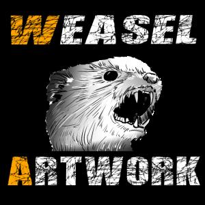 Weasel Artwork 1