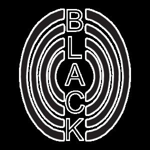 Black Schwarze Regenbogen Grufti Gothic
