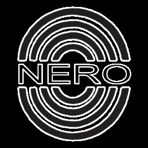 Nero Schwarze Regenbogen Grufti Gothic