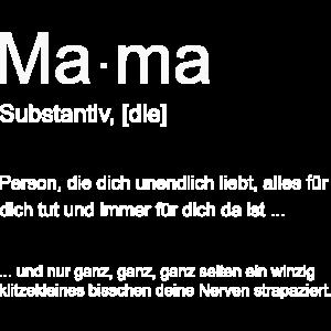 Mama Dudenbedeutung - Wortbedeutung