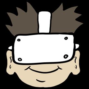 Virtuelle Realität weiße Vr Brille