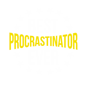 Prokrastination Aufschieben Aufschieber Student