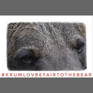 #krumlovbefairtothebear
