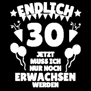 30. Geburtstag 30 Jahre 1991 Jahrgang