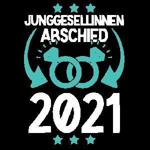 Junggesellinnenabschied 2021