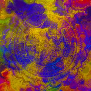 Geometric Mandala Design