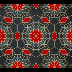 Oriental Geometric Patterns