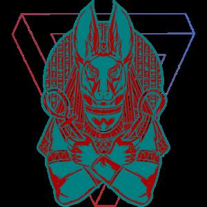 Anubis Ägypten Gottheit