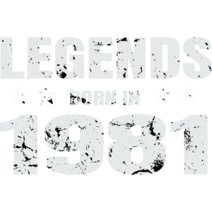 40 Geburtstag 1981