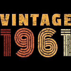 60 Geburtstag 1961