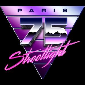 Paris 75 Streetlight